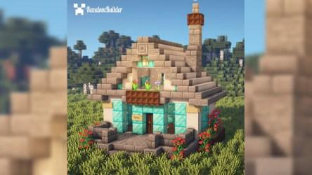 Charming Cottage Minecraft