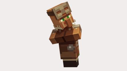Valiant Villagers are victorious Minecraft