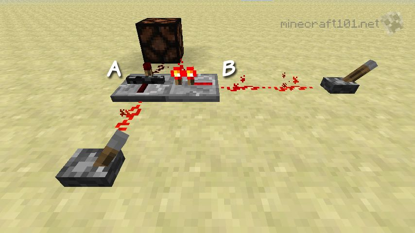 Redstone Repeater And Comparators Minecraft 101