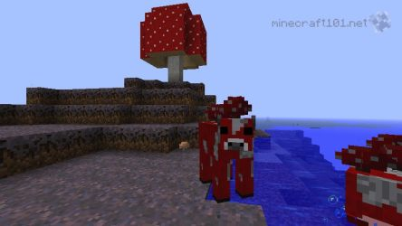 Mushrooms Minecraft 101