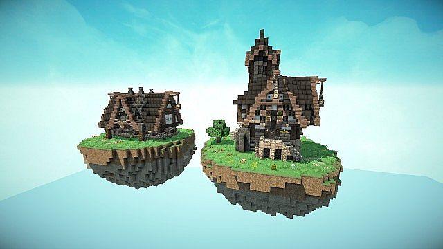 Steampunk Style Map Pack Minecraft build world 3  Minecraft Building Inc