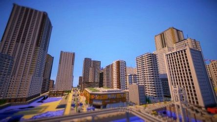 minecraft building towers japanese ratings