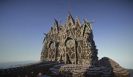 Elven City of Lothariel Minecraft Building Inc