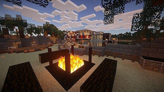 Luxurious Modern House – Minecraft Building Inc