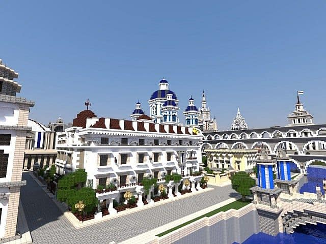 Imperial City Minecraft Building Inc