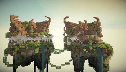Minecraft Elven Builds