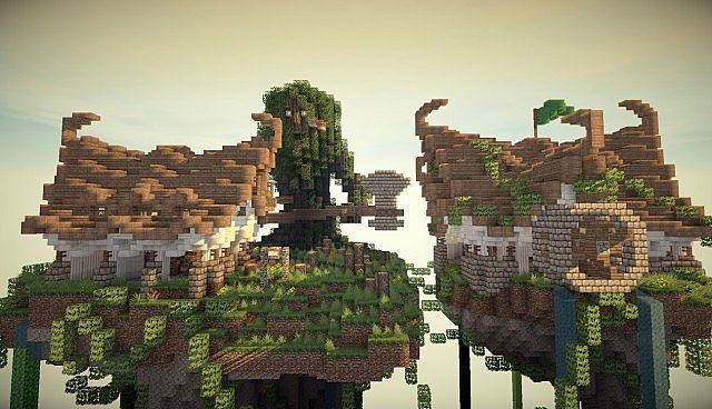 Small Minecraft Village Town Hall