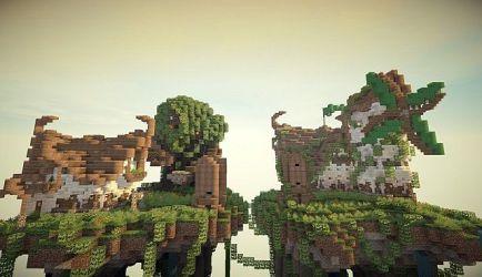 elven build minecraft building pack bakery