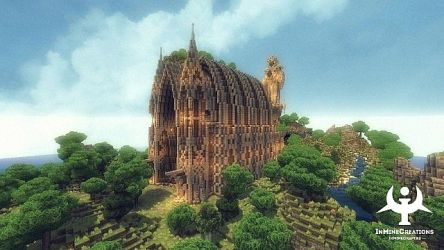 medieval fantasy minecraft map building buildpack build town 9minecraft install minecraftbuildinginc