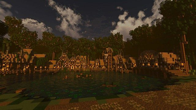 Forest Of Enmor Minecraft Building Inc