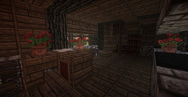 Medieval House on a Little Island  Minecraft Building Inc