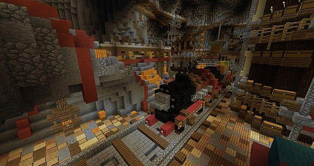 Winters Secret Village Minecraft Building Inc