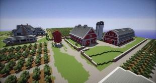 Farm – Minecraft Building Inc
