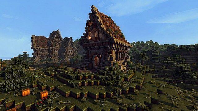 Medieval Farm  Minecraft Building Inc