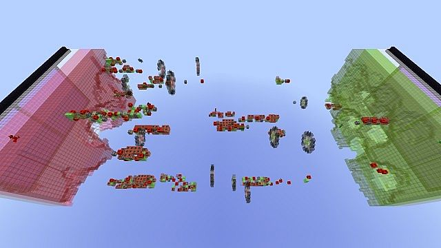 Missile Wars Mini Game For 181 Minecraft Building Inc