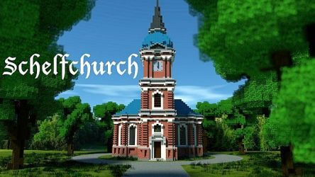 Schelfkirche Local Church Minecraft Building Inc
