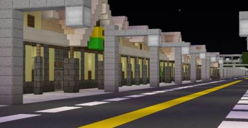 Greenfield The Most Realistic Modern City In Minecraft Minecraft Building Inc