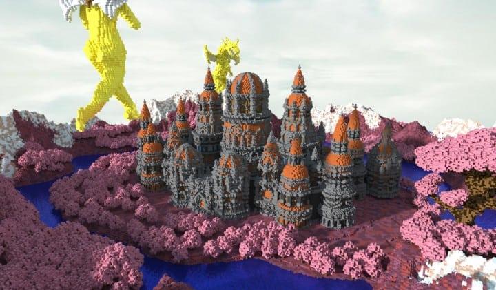 Melancholic Love  Minecraft Building Inc