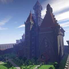 Mini Kitchen Island Mandolin Castle Karazhan – Minecraft Building Inc