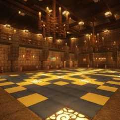 Best Kitchen Island Cheap Tile Castle Karazhan – Minecraft Building Inc