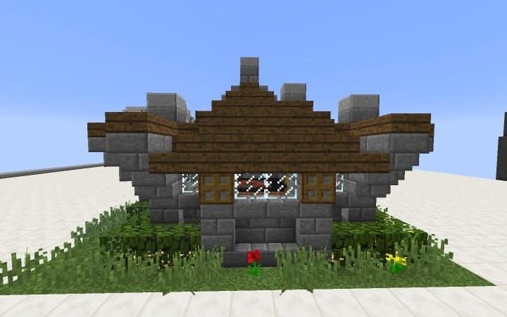 Survival House Tutorial – Minecraft Building Inc