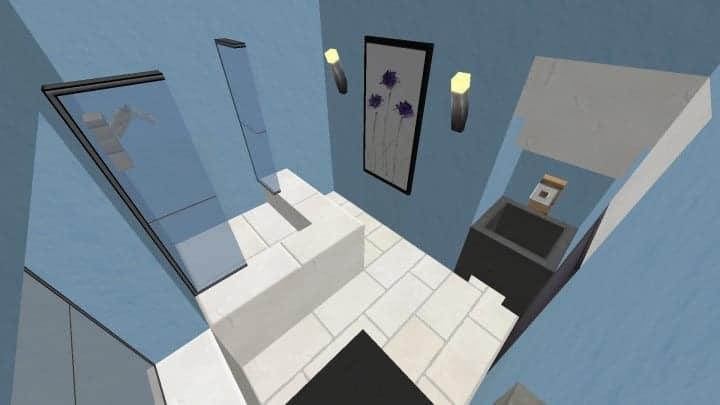 Small Cozy Suburban House Minecraft Building Inc
