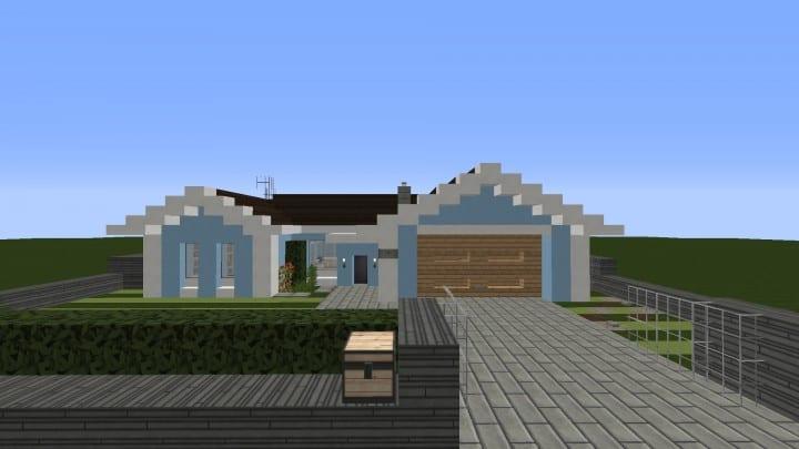 Small Cozy Suburban House – Minecraft Building Inc