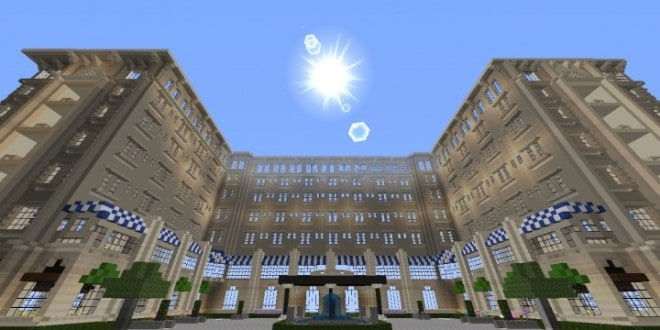 Office  Minecraft Building Inc