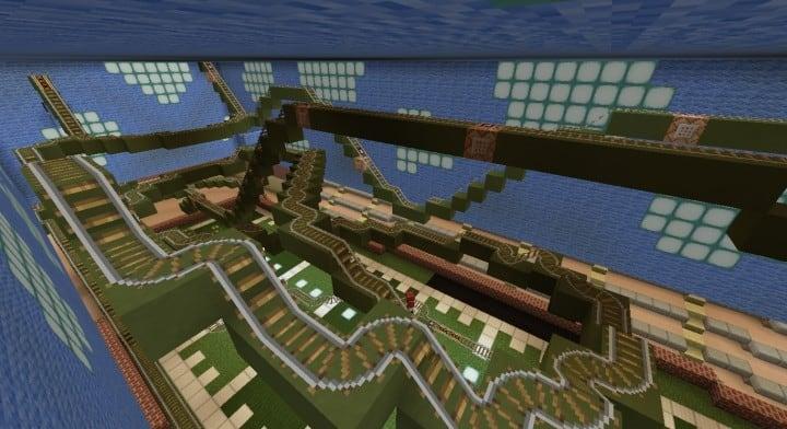 Map 2 Starcraft Minecraft