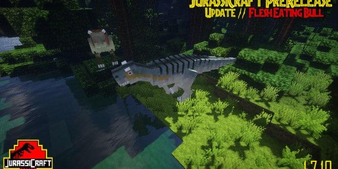 Jurassicraft Mod Jurassic Park Minecraft Building Inc