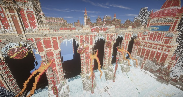 Days Of Creations The Bridge City Of Non Anor Star