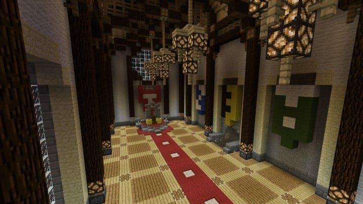 Tsharas Fantasy Castle Minecraft Building Inc