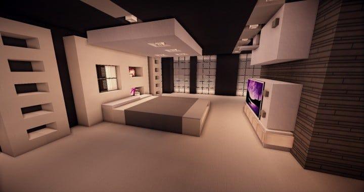 Zentoro  A Conceptual Modern Home  Minecraft Building Inc