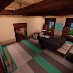 Complete Kitchen Maple Cabinets Tudor Mansion – Minecraft Building Inc