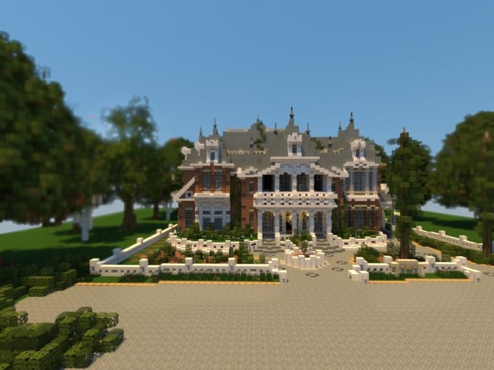 Renaissance Manor  Minecraft Building Inc