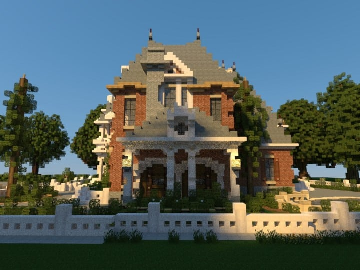 Renaissance Manor  Minecraft Building Inc