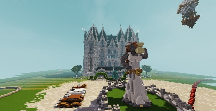 PineVale Mansion  Minecraft Building Inc