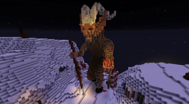 Twisted Christmas  Minecraft Building Inc