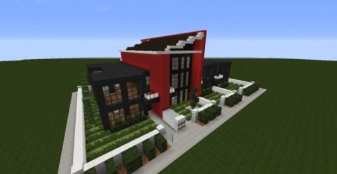 Modern Condo / Apartment Minecraft Building Inc