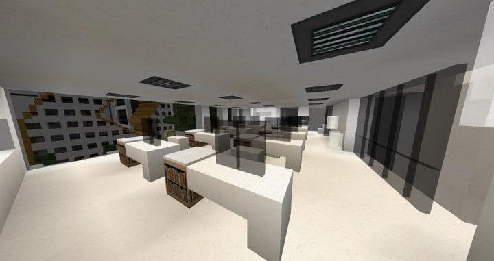 Alternative Offices Minecraft Building Inc