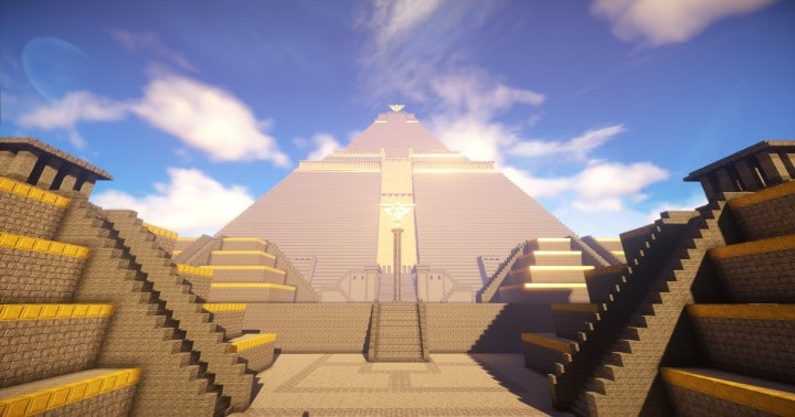 The Great Pyramid of Meereen  Game of Thrones  Minecraft