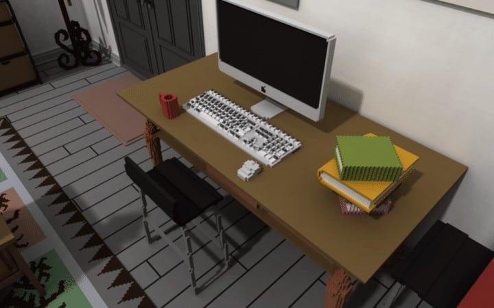 Living Room  Minecraft Building Inc