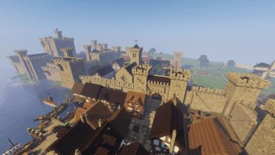 Castle Minecraft Building Inc