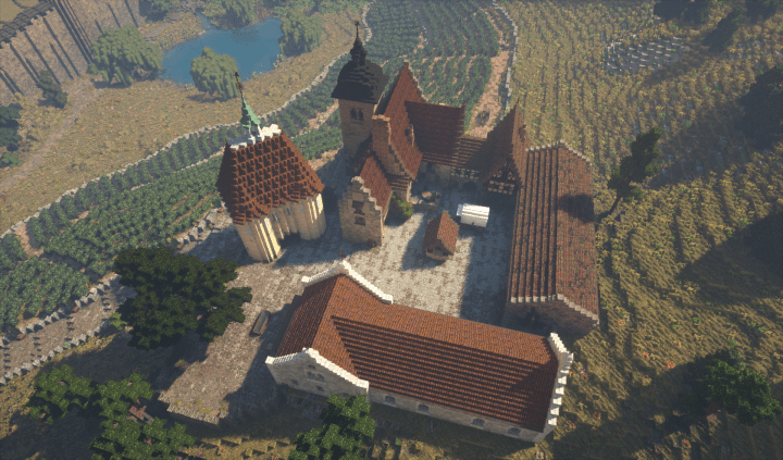 Art Pixel Portal Minecraft