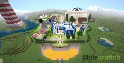 Minecraft varpos kortelės)