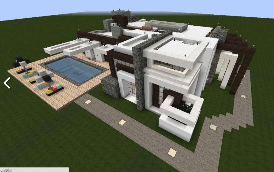 Mansion alpha minecraft minecraft descargas for Como hacer una casa moderna y grande en minecraft 1 5 2