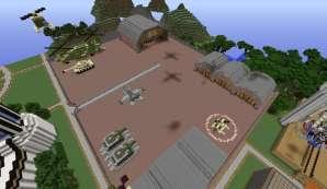 Base Militar Minecraft Descargar