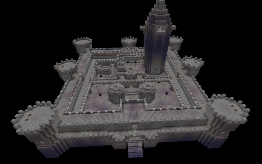 Castillo Azzy Minecraft
