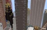 Rascacielos Moderno Minecraft