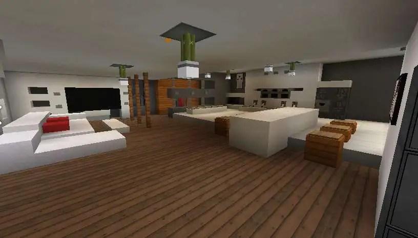Casa moderna Minecraft 2